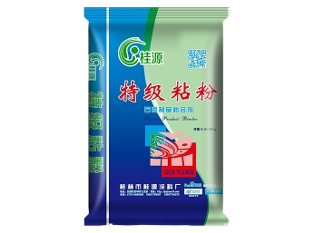 桂源特级粘粉40斤